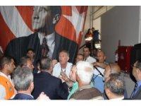 Menemen'de olaylı Menemenspor kongresi