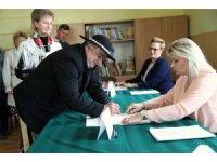 Polonya AP seçimleri için sandık başında