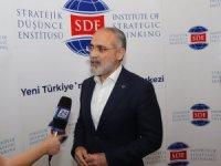 """Yalçın Topçu: """"Nazarbayev kendisine layık görülen her ünvanı ve payeyi ziyadesiyle hak etmiştir"""""""