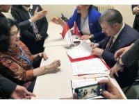 Türkiye sağlık alanında uluslararası iş birliğini artırıyor