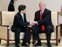 İki lider Japonya'da bir araya geldi
