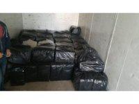 Van'da 32 bin 500 paket kaçak sigara ele geçirildi