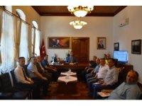 Edremit'te Ramazan Bayramı güvenlik tedbirleri ele alındı