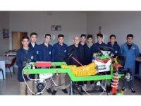 Otomotiv sektörünü heyecanlandıran okul