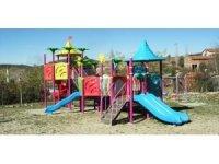 Simav Kaymakamlığından 12 köye çocuk parkı
