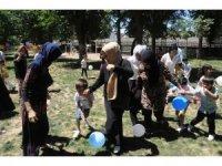 Cizre'de okul dışarıda günü etkinliği