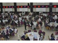 Şuhut'ta yetim çocuklara iftar verildi
