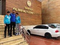 M.Arda Çulha Analig Yüzme'de Türkiye Şampiyonu