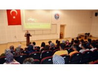 """İslahiye İİBF'de """"15 Temmuz Milli Birlik Günü Anma Günü"""" Etkinliği"""