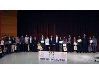 Gümüşhane'deki okulların yüzde 77'si Beyaz Bayrak sahibi