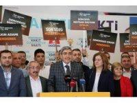 AK Parti Gaziantep Teşkilatından 27 Mayıs açıklaması