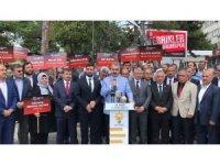 AK Parti Çorum İl Başkanlığı'ndan 27 Mayıs açıklaması