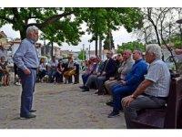 Saburhane projesi kültürel ve sosyal çalışmalarla devam ediyor