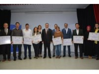 Sinop'ta beyaz bayrak ve beslenme dostu sertifika töreni