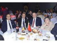 ATGB, MİSİAD'ın iftar programına katıldı