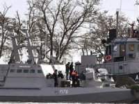 Ukrayna, Rusya'ya denizciler için diplomatik nota gönderdi