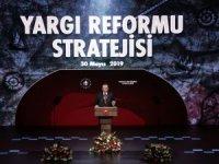 Erdoğan'dan yarı reformu açıklması