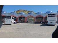 Mardin'de otobüs terminallerinde biletler tükenme noktasına geldi