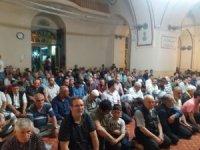 Uşak'ta Kadir Gecesi'nde camiler doldu