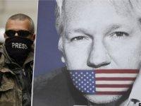 """Assange """"İdam edilebilir"""""""