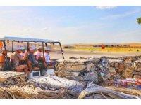 AK Parti'li Demirkaya'dan ekolojik atık entegre tesisine ziyaret