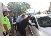 Midyat'ta trafik denetimleri arttırıldı
