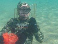 Bodrum denizinden neler çıktı neler?