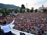 DSP'de flaş İmamoğlu istifası