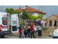 Burdur'da otomobil devrildi: 4 yaralı