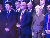 Çavuşoğlu 'Kürdistan şehitleri' için saygı duruşunda bulundu