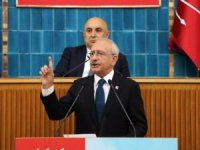 Kılıçdaroğlu grup toplantısında konuşuyor
