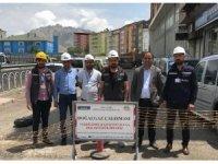 Doğubayazıt'ta doğalgaz çalışmaları yeniden başladı