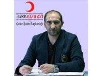 Vural'dan Türk Kızılayının 151. kuruluş yıl dönümü mesajı