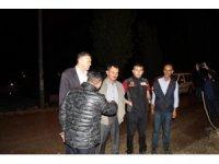 Burdur'da su baskınları tarım arazilerine zarar verdi