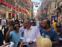 Muharrem İnce, İmamoğlu'na destek için İstanbul'da