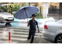 Kahramanmaraş'ta sağanak yağış etkili oldu