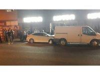 Bingöl'de zincirleme kaza