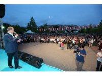 Eyüpsultan'da, Karadeniz Festivali