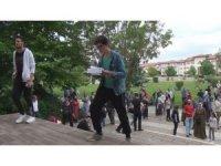 Kütahya'da YKS heyecanı