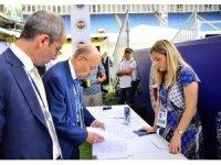Fenerbahçe'de mali genel kurul başladı