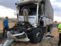 İpek Yolu'nda trafik kazası: 1 ölü
