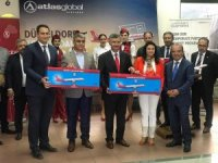 Atlasglobal Düsseldorf-Zonguldak arası charter seferlerine başladı