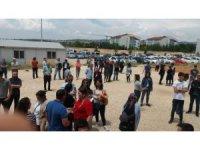 Uşak'ta 21 bin 126 aday YKS'de ter döktü