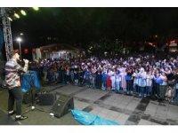 Körfez Kiraz Festivalinde Ekin Uzunlar coşkusu