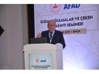 Sinop'ta Suda Boğulmalar ve Çeken Akıntı Ulusal Çalıştayı düzenlendi