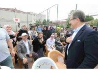 Eyüpsultan Belediye Başkanı Deniz Köken'den imar müjdesi