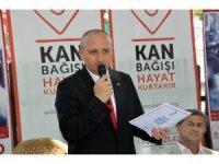 Sinop'ta minik Çınar'a destek kampanyası başlatıldı