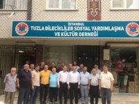 Başkan Şahin, İstanbul'daki Bileciklilerle bir araya geldi