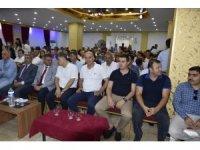 Mardin'de beyaz bayrak projesi ve beslenme dostu okullar sertifikalarını aldı
