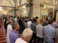 Mursi için Mescid-i Aksa'da gıyabi cenaze namazı